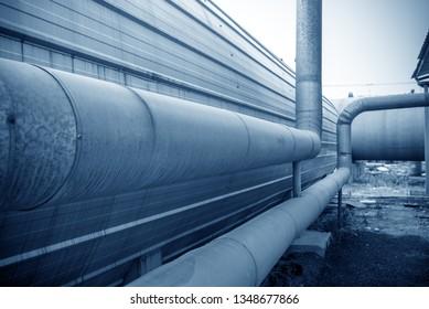 Factory steam equipment
