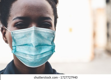 Factory workers with face mask protect from outbreak of Coronavirus Disease 2019 or COVID-19. Concept of protective action and quarantine to stop spreading of Coronavirus Disease 2019 or COVID-19.