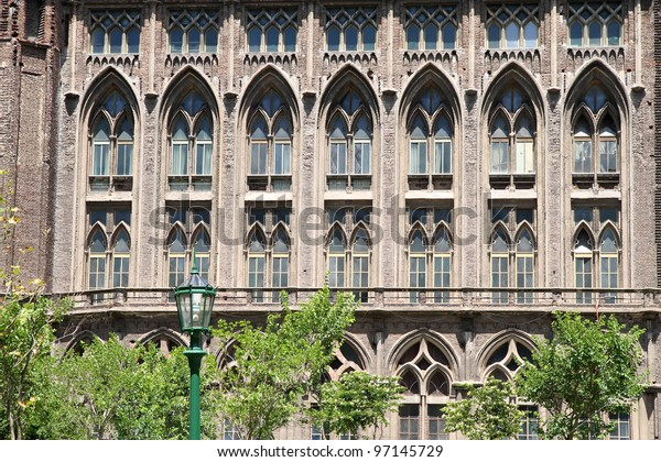 The Facultad de Ingenieria (School of Engineering) in Buenos Aires, Argentina, South America.