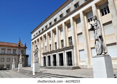 Faculty of Philosophy at University of Coimbra, Portugal / Faculdade de Letras, Universidade de Coimbra