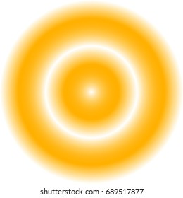 Faded concentric circles radial gradient backdrop. Radial circles, radiating lines circular pattern.