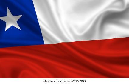 Fahne Flagge Chile