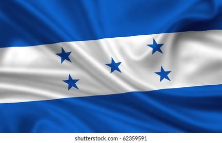 Fahne Flagge Honduras