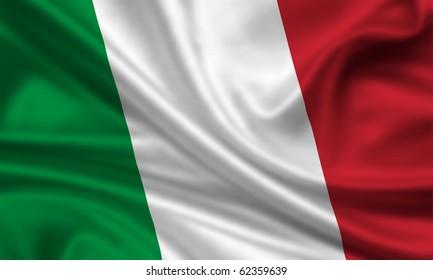 Fahne Flagge Italien