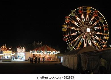 The fair, August 2005, Barrie Ontario Canada
