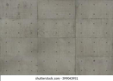 Fair Faced Concrete Seamless Texture - High Resolution