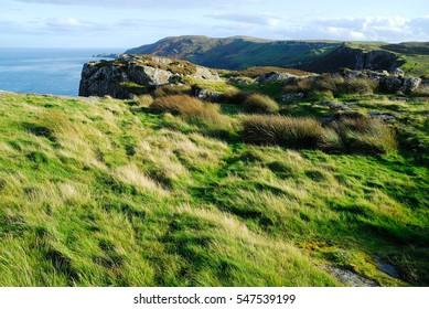 Fair Head, Northern coast of ireland