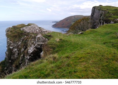 Fair head, northern Ireland