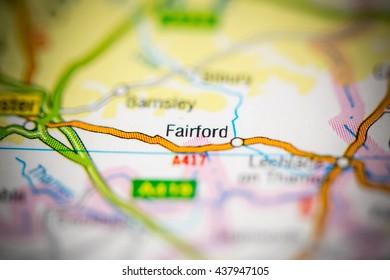 Fairford. United Kingdom