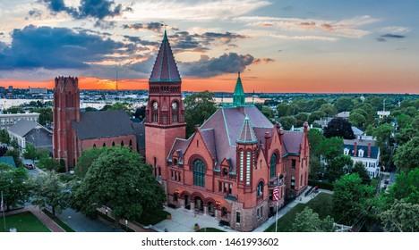 Fairhaven Town Hall Massachusetts
