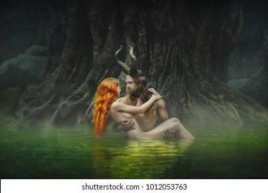 Fairy tale love story