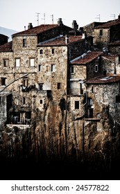 The Fairytale Village of Pitigliano