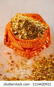 fajita spice blend dry - Toasted Sesame, Almonds, Hazelnuts, Cumin, Coriander, Sea Salt