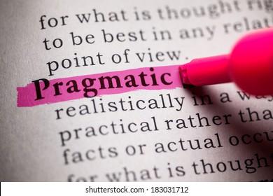 Pragmatic 中文