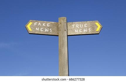 Fake News and True News