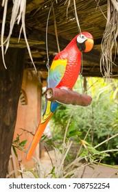 Fake Parrot bird