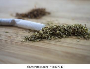 Fake weed