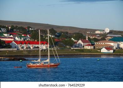 Falkland Island, Stanley (aka Port Stanley).