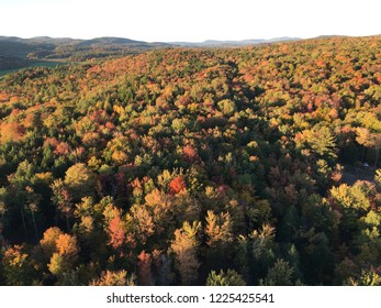 Fall from Above - Vermont
