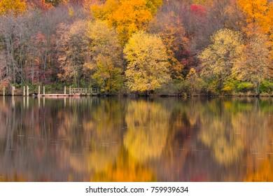 Fall in Bucks County