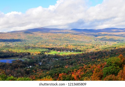 Fall Color at Berkshire county Massachusetts