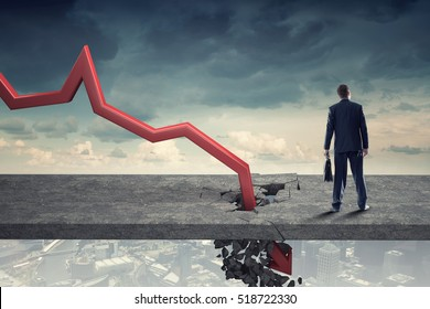 Fall and depreciation . Mixed media