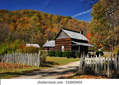 Fall Foliage Great Smoky Mountains