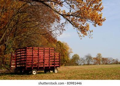 Fall Harvest in Delaware
