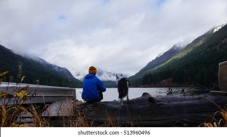 Fall hiking in the Pacific Northwest, North Central Washington