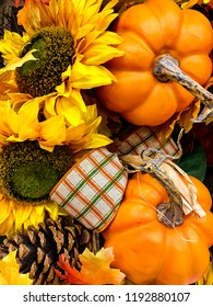 Fall Holiday Arrangement