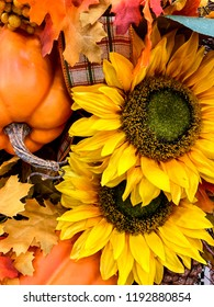 Fall Holiday Background