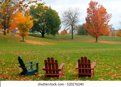 Fall at Middlebury College