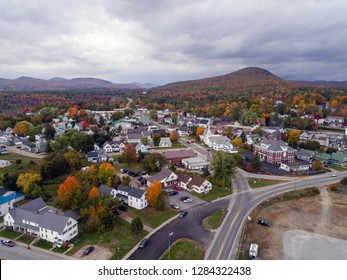 Fall in a  New England Village - Groveton, New Hampshire