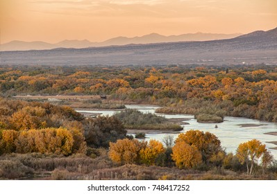 Fall in New Mexico.
