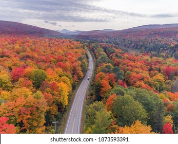 Fall in the Northeast Kingdom of Vermont