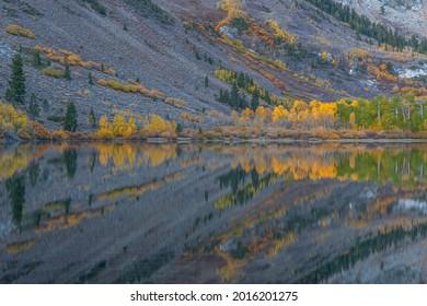 Fall, Parker Lake, Ansel Adams Wilderness, California