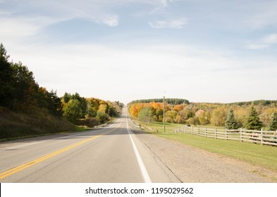 Fall season Road trip- Brampron,  Toronto GTA