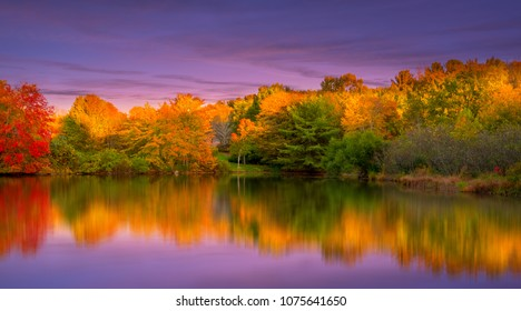 Fall Foliage Hudson Valley Images, Stock Photos & Vectors | Shutterstock