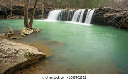 Falling Water Falls Arkansas
