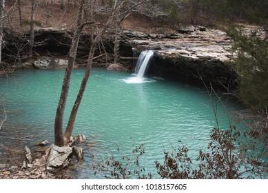 Falling Water Falls, Waterfall in Arkansas