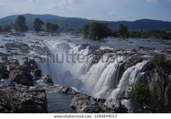 Falls in India