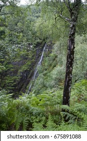 Falls of Measach, in the Highlands of Scotland
