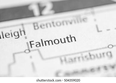 Falmouth. Indiana. USA