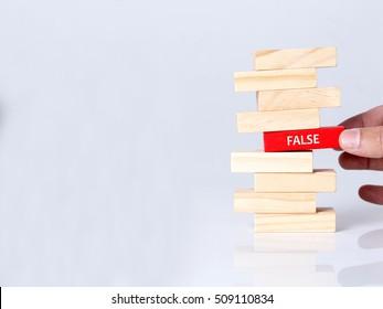 False CONCEPT