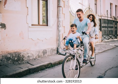 family bike tours Double