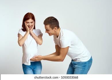 family, child, pregnancy