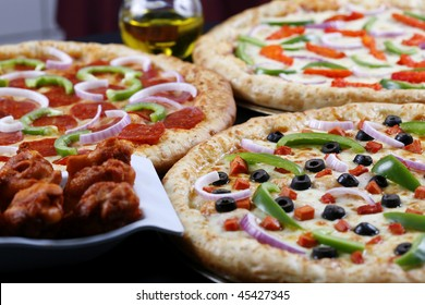 family deal pizza combo