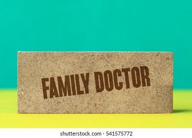Family Doctor, Health Concept