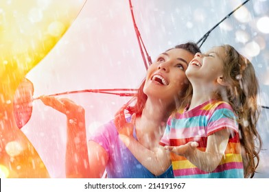 Umbrellas Rain Images, Stock Photos & Vectors | Shutterstock
