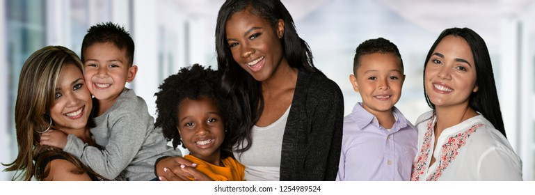 family, families, mother, mom, child, african american, indian, minority, black, girl, boy, female, male, kid, happy, smile, smiling, group, moms, love, loving, joy, lifestyle